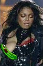 Janet Jackson's Boob