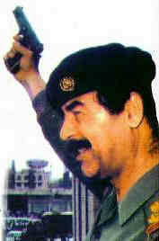 saddam hussein chemical weapons