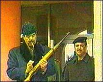 saddam hussein weapons